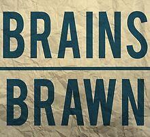 Brains Over Brawn by speightphoto
