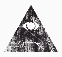 Eye of Providence by creepyjoe