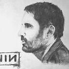 Trent Reznor Sketch by SumnerLee