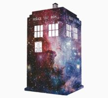 Galaxy TARDIS by chuurity