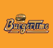 Burger Time by MarqueeBros
