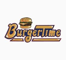 Burger Time Kids Clothes