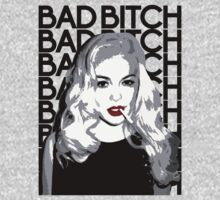 Lindsay Lohan - Bad Bitch by hunnydoll