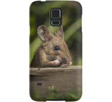 Field Mouse Snack Bar Samsung Galaxy Case/Skin