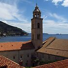 Bell Tower and Cloisters, Dubrovnik by wiggyofipswich