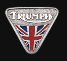 WnRn Rule Britannia Triumph by wrenchNrideN