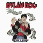 Dylan Dog by KerzoArt