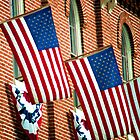 American Flags by KellyHeaton