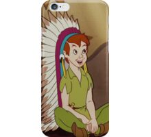 Peter Pan iPhone Case/Skin