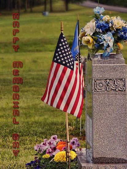 HAPPY MEMORIAL DAY by vigor