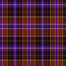 02437 City and County of San Francisco District Tartan Fabric Print Iphone Case by Detnecs2013
