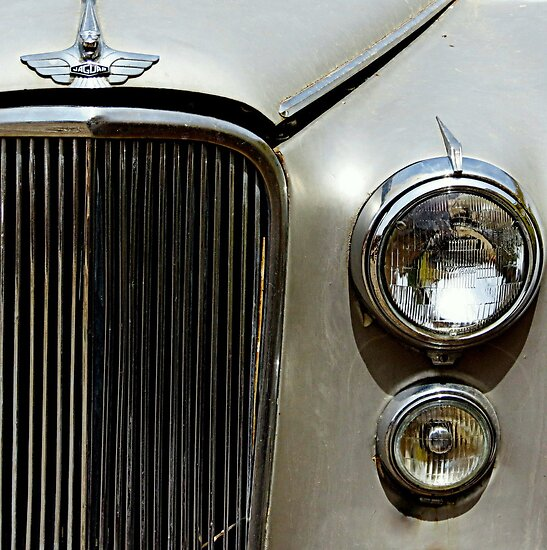 52-53 Classic Jaguar....Still Waiting Restoration by trueblvr
