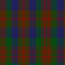 02446 Dorward/Dogwood Clan/Family Tartan Fabric Print Iphone Case by Detnecs2013