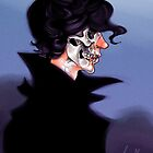Skeleton Sherlock by Voodooling