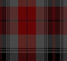 02448 Douglas West Coast Woven Mills Fashion Tartan Fabric Print Iphone Case by Detnecs2013