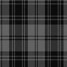 02455 Douglas, Grey (Vestiarium Scoticum) Clan/Family Tartan Fabric Print Iphone Case by Detnecs2013