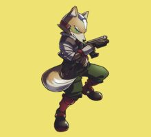 Fox McCloud by yoon2972