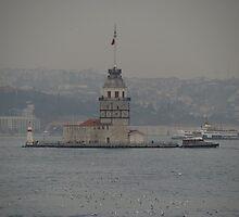 Kız kulesi,Istanbul by rasim1