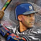 DEREK JETER by BOOKMAKER
