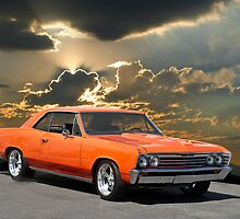 1967 Chevrolet Chevelle by DaveKoontz