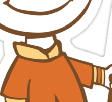 The Last Peanut Sticker
