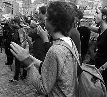 Gonski Protests by Andrew  Makowiecki