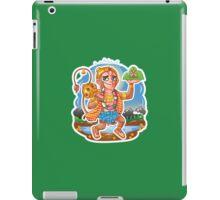 Hanuman - Hindu God - Bunch of Bhagwans iPad Case/Skin