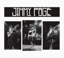 Jimmy Page by RingoStarr