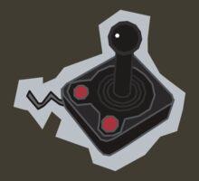 Retro Joystick by CarbonClothing