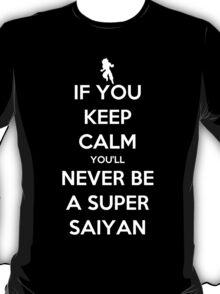 Super Saiyan  T-Shirt