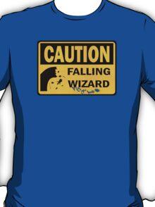 Caution: Falling Wizard T-Shirt
