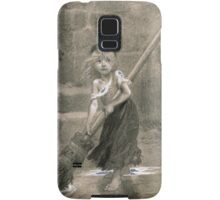 Cosette - Les Miserables Samsung Galaxy Case/Skin