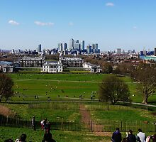 Greenwich, UK by Claire Mary  Jarrett