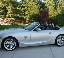 2008 BMW Z4 by Susanne Finke