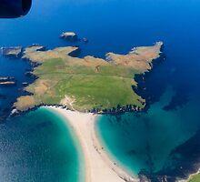 St Ninian's Isle, Shetland by Kevin Serginson