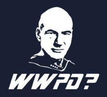 What Would Picard Do?  by Alkasen