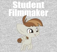 Student Filmmaker by PippyThePirate