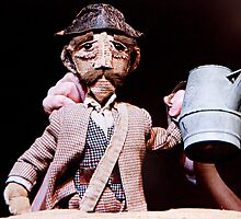 Puppetry Adjustment by phil decocco