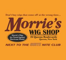 Morrie's Wig Shop by GritFX
