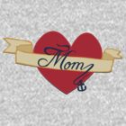 Mom- A love that lasts forever by Simone Pullar-Wells