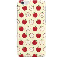 Cute Apple Picture Pattern iPhone Case/Skin