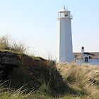 Walney lighthouse by kip13