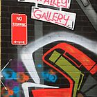 Back Alley Gallery Lismore by SharronS