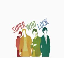 SuperWhoLock by PepperWhite