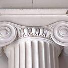 ionic architectural column by Alexandr Grichenko