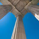 ionic columns by Alexandr Grichenko