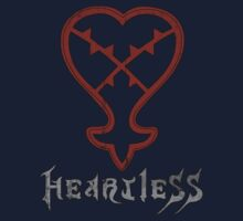 Kingdom Hearts Heartless by Polpso