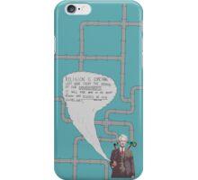 Bertrand Russell (BertrARTnd BRussell) iPhone Case/Skin