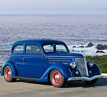 1936 Ford Tudor Sedan III by DaveKoontz