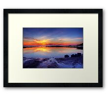 Antrim County Natural Area Framed Print